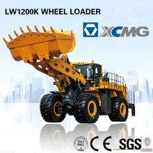 XCMG 12ton wheel loader LW1200K of China wheel loader for sale