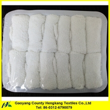 Discounting north flight face towel, surplus stock for sale hot anf cold towel