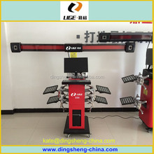 Electronic Alignment gauge 3D wheel aligner car repair equipment DS-6