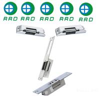 RRD ES3213W Fail Safe Long-type European Style Electric Door Strike CE Certification