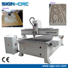 High precision woodworking machine / SIGN 1325 cnc router 3d carving machine