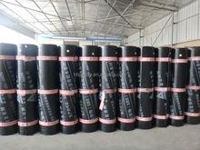 self-adhesive waterproof membrane SBS modified bitumen