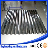 Corrugated Zinc Roofing Coated Plate Metal Sheet for hot sale to Kenya