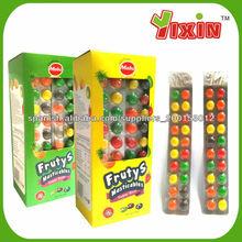 Masticables Sabor a frutas