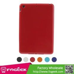 Glossy Solid Color TPU Case for iPad Mini / Mini 2 with Retina Display