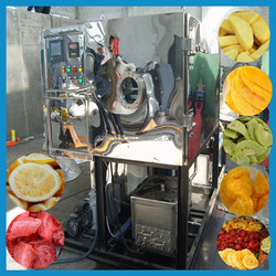 industrial vacuum dehydrator for food fruit/food fruit vacuum drying machine/vacuum freeze dryer for sale