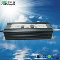 waterproof led constant current driver IP67 120W 2800mA 3300mA