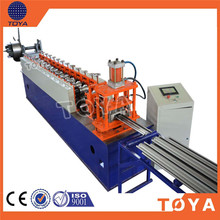 China supplier automatic clear look automatic polycarbonate roll up door Making Machinery