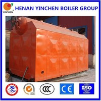 new technology machine for small business 1 ton/h steam biomass boilers home