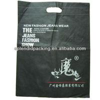 die cut laminated Non Woven shopping Bag