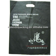 die cut laminated Non Woven shopping Bag