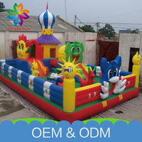 Hot Sale Popular Kids Play Equipment Kids Funny Free Customize Inflatable Bouncers For Kids
