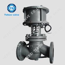 Neumático de la válvula de corte válvula de globo