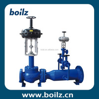Low noise seperated type high pressure and temperature relief valve