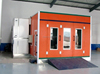 Auto spray booth oven for painting cars WT-3800A