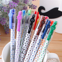 alibaba malaysia stationery distributor dot colorful cloud picture 12 different colors magic gel pen