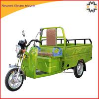 Neweek three door reach 50 speed express service cargo electro tricycle