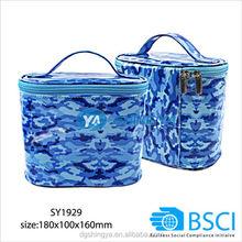 Fashion waterproof PVC Cosmetic Bag for ladies