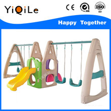 Bright color outdoor swing toy for entertainment