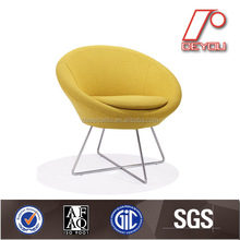 round chair, round lounge chair, round sofa chair H-10