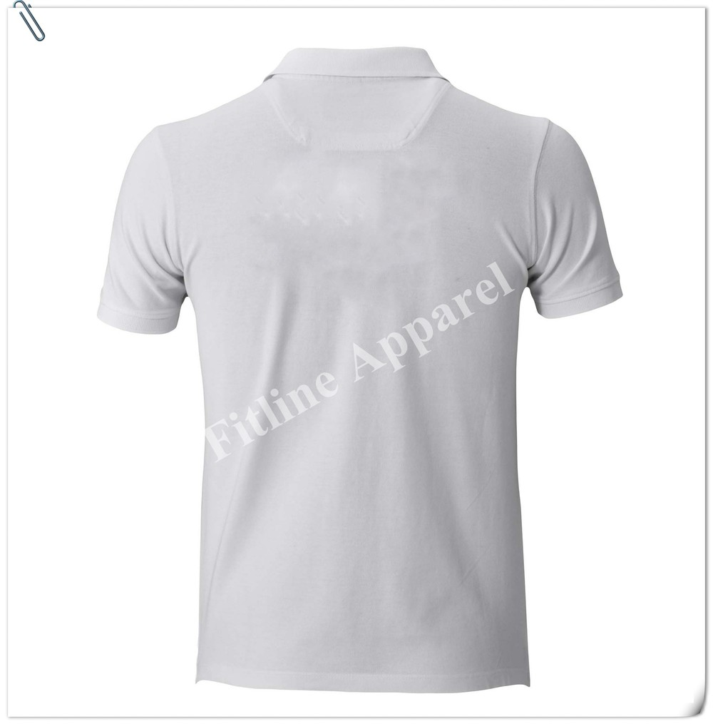 Mens Short Sleeve Dry Fit Polo Shirt Custom Made Dry Fit