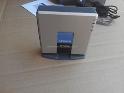 Cheapest Linksys pap2t with one year warranty