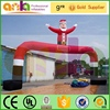 OEM factory inflated advertising arch for foreign trade