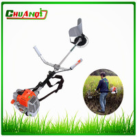 Honda grass cutter machine wheat harvest machine