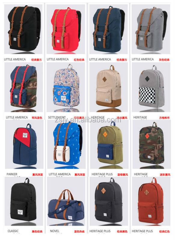 Types Of Backpacks For School