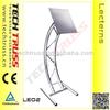 Aluminum furniture curved ladder stand