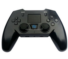 Wireless Video Game Controller with Keyboard and Headset for PS3, large TV, PC, Smart Phone