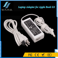 24V 1.875A 45W Laptop Power Adapter 110-240V AC for Apple Book G3
