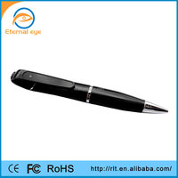 HD 720p WIFI pen hidden camera with IOS and android app, p2p pen camera with sd card to 32gb