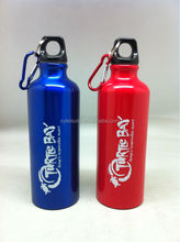 Custom Sports Aluminum and Stainless Steel Water Bottle
