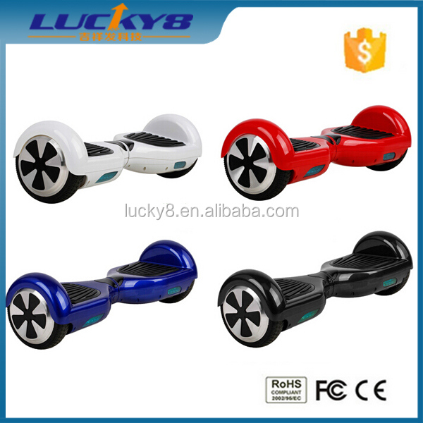 Smart glider electric roller skates 2 wheels self balanced scooter