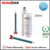 250ml Good Quality Factory Price Artificial Quartz Adhesive