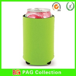 Newest Promotional Hot Sale white can cooler, neoprene blank can cooler