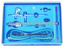Airbrush Kit Royalmax AB-180K for hobby,tattoo,art