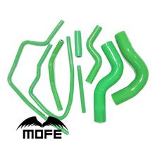 MOFE flexible silicone radiator hose kit for Sbaru Impreza EJ20 2.0 STi WRX GT