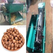 Factory price modern techniques the popular walnut husking machine