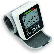 XF-002 Manufacturer directly selling wrist watch blood pressure monitor 2 COLOR