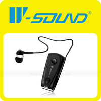 2014 Best Selling W-sound F900 Wireless Sport Stereo Bluetooth Headset With mp3