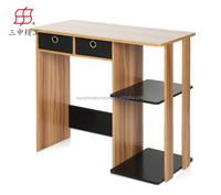 2015 hot sale computer table/computer table new design/office computer table design