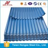 Prepainted embossed galvanized corrugated steel roofing sheets,Long span aluminum roofing sheets,step tiles