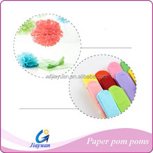Decorations for events parties wedding-tissue paper pompoms