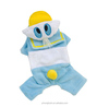 Donald Duck costume pet clothes winter dog clothing pet jumpsuits dog coats pet supply