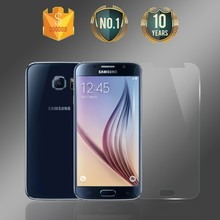 Trade Assurance Company For 0.2mm 9H Cell Phone accessories Samsung s6 screen protector tempered glass