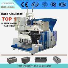 building and construction equipment QMY12-15 hollow block making machine,block making machines for sale