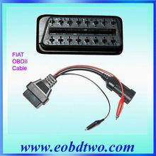 2014 Super and Professional Fiat OBDII Cable Fiat 3 pin OBDII cable