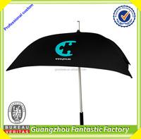 guangzhou manufacturer wholesale new invention unique shape of square rain umbrella